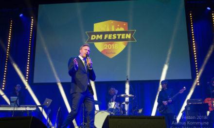 Sailing Aarhus løb afsted med hele to priser til DM-Festen