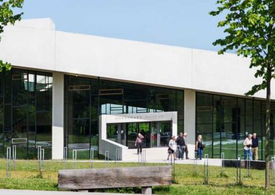 Moesgaard-Museum-Aarhus-Hovedindgang