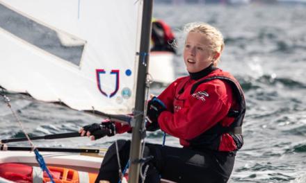 Viggo's legat går til 11-årige Anna Munkholm Jakobsen