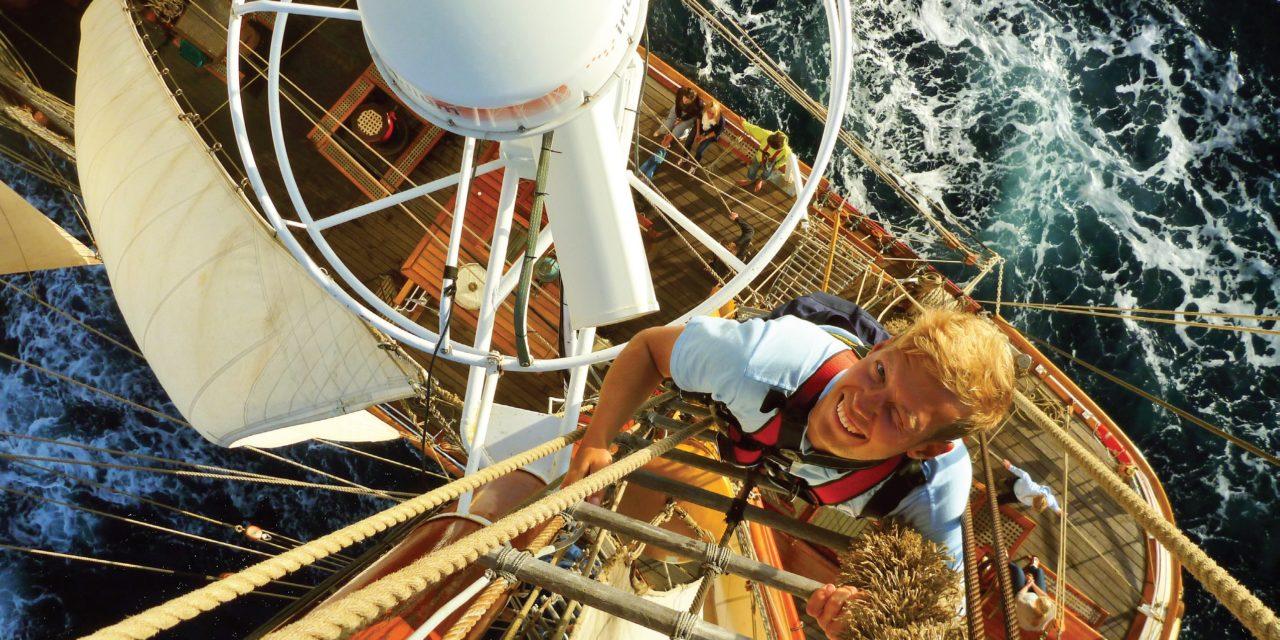Vind den ultimative sommerferieoplevelse for to på ét af verdens smukkeste træskibe