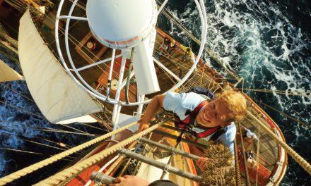 Gratis sommerferie? Sailing Aarhus uddeler to trainee pladser under Tall Ships Races, men du skal skynde dig!