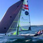 Aarhus-sejlere udfordrer den europæiske elite ved EM i England