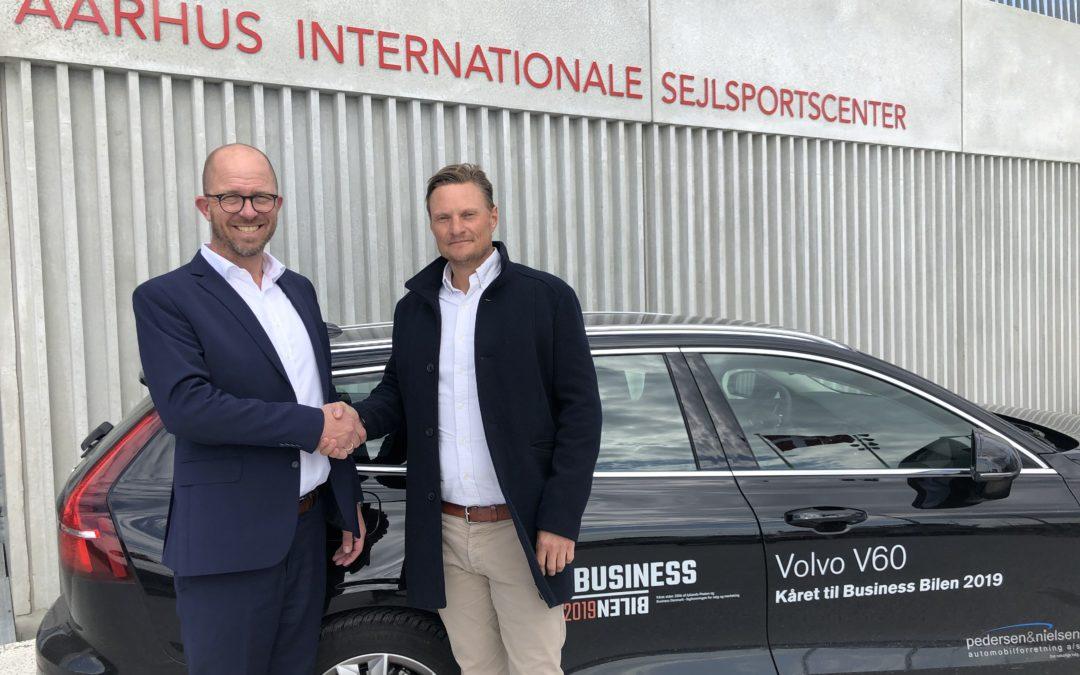 Pedersen & Nielsen, Volvo Danmark og Sailing Aarhus forlænger samarbejdet