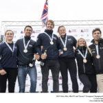 Dansk bronze til Cenholt og Lübeck ved EM i Nacra 17