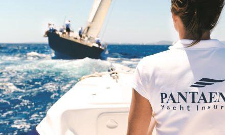 Pantaenius snupper to år til som Sailing Aarhus-partner