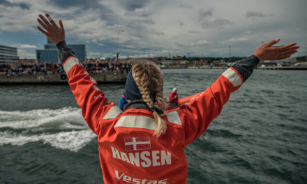 The Ocean Race European Tour sparker ny maritim festival i gang med et brag