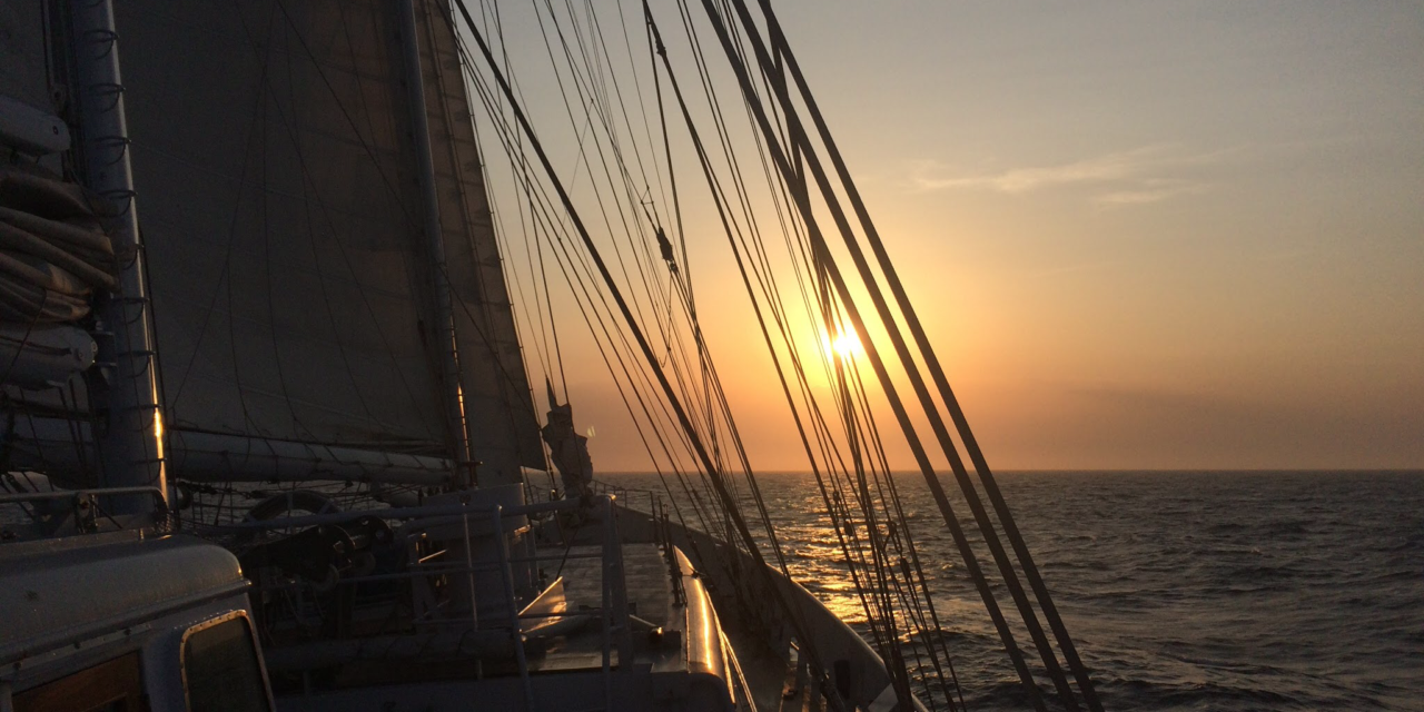 Dagbog fra Tall Ships Races: Andejagt, kortspil, flotte solnedgange og oplevelser for livet