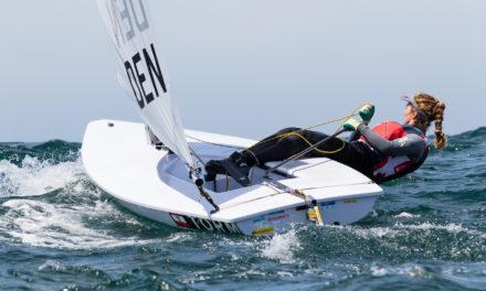 For-OL: Aarhusianske sejlere tester OL-omgivelserne i Tokyo
