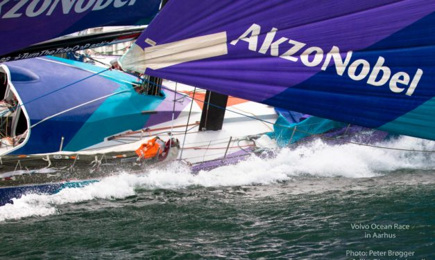 Åben båd: Få GRATIS rundtur på spektakulær Ocean Race-båd