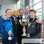 Officelab dysten: Sweco Pirates tog suverænt trofæet i finalen af 'Danmarks Vådeste Firmafest'