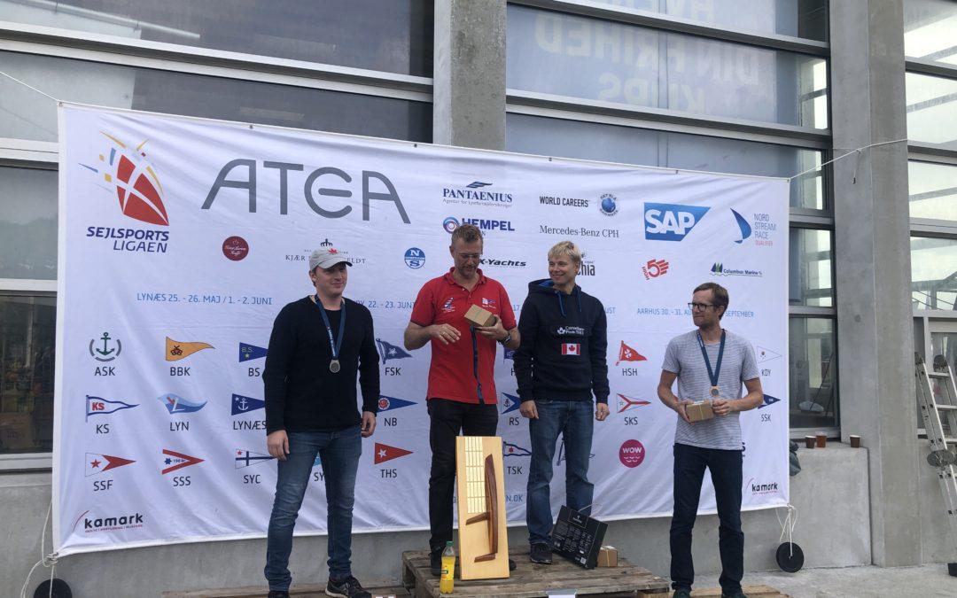 Aarhus Festuge Cup 2019: Dulong Andreasen dansk mester trods 2. plads – se alle øvrige resultater fra festugecuppen