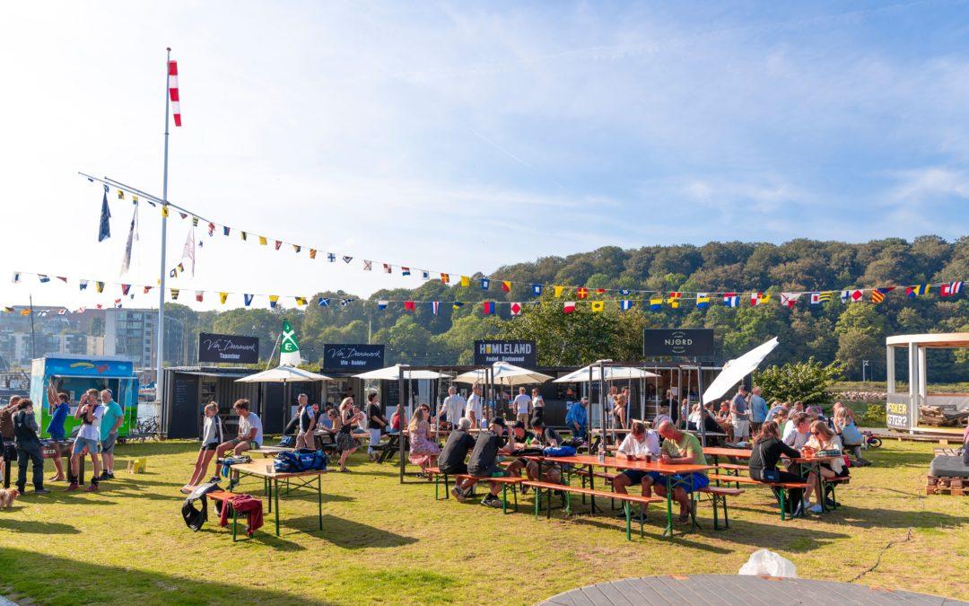 Maritim Festival: God debut for Sailing Aarhus Week