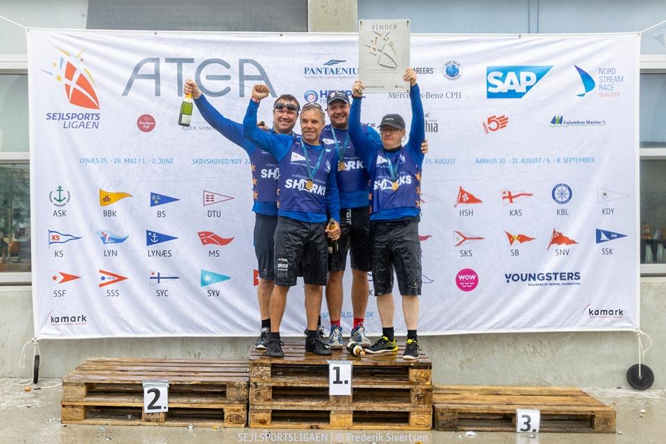 Bandholm sejrede i Aarhus – KDY blev Danmarksmestre efter tæt afgørelse
