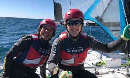 Ida og Maries OL-skæbne afgøres af små marginaler – vinderen løber med det hele