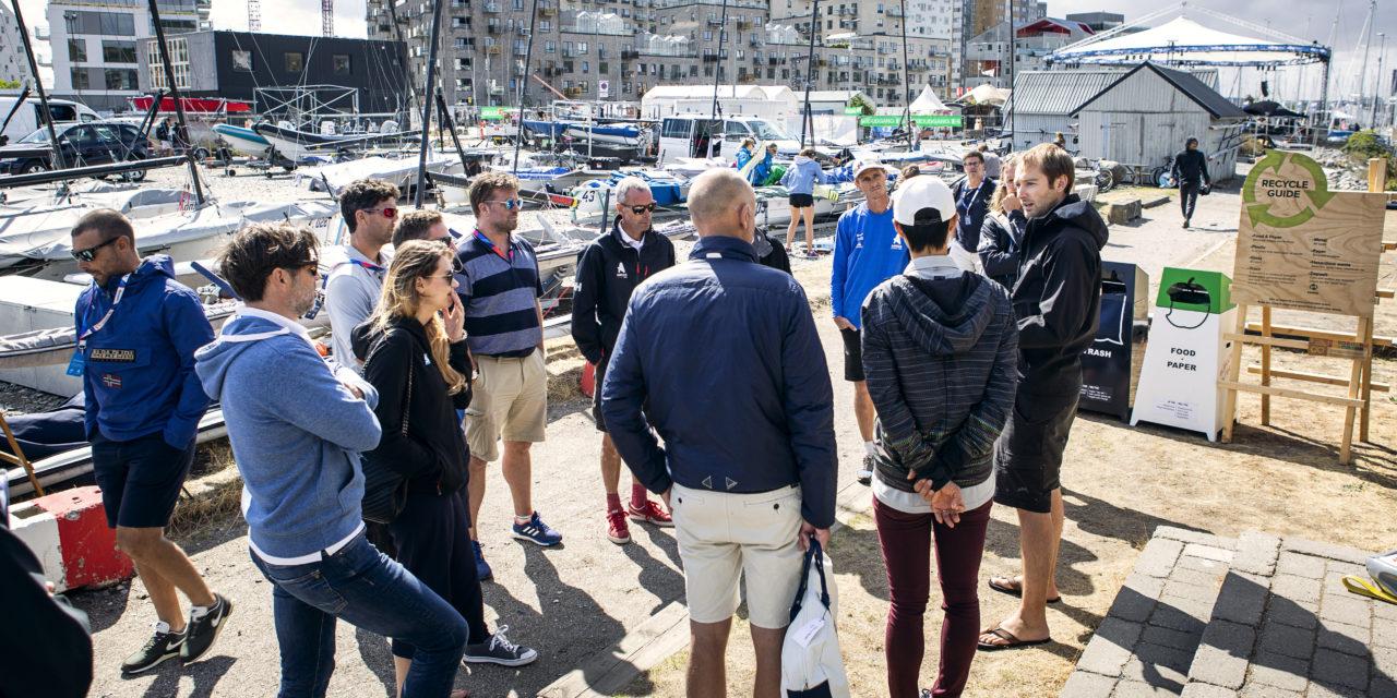 Nyt ambassadørnetværk skal udvikle Sailing Aarhus