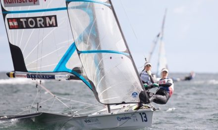 OPTAKT: Spændende VM med OL-billetter på spil for aarhusianske sejlere