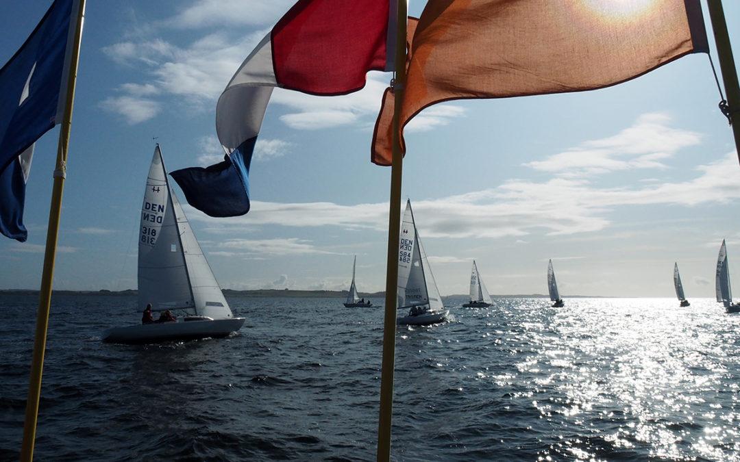 Luffe 37-klassen genopliver uofficielt DM i Aarhus