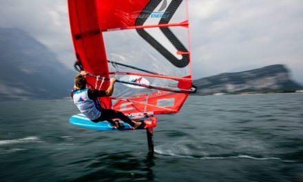 Skift fra RS:X til iQFoil sætter skub i aarhusianske OL-ambitioner