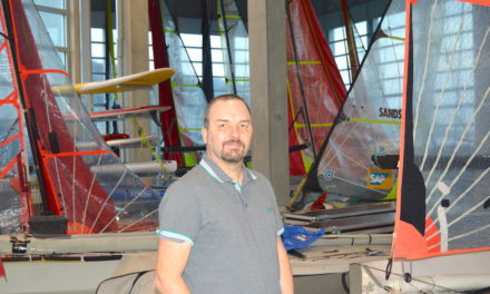 Forhenværende VM-styrmand er ny på Sailing Aarhus-dækket