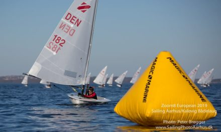 Aarhus bliver vært ved DS-grandprix under Sailing Aarhus Week