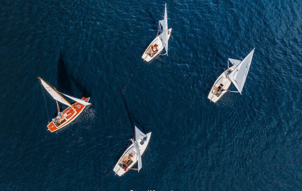 HMI inviterer på sommersejlerskole i OL-aktuelle 'mix kielboat'