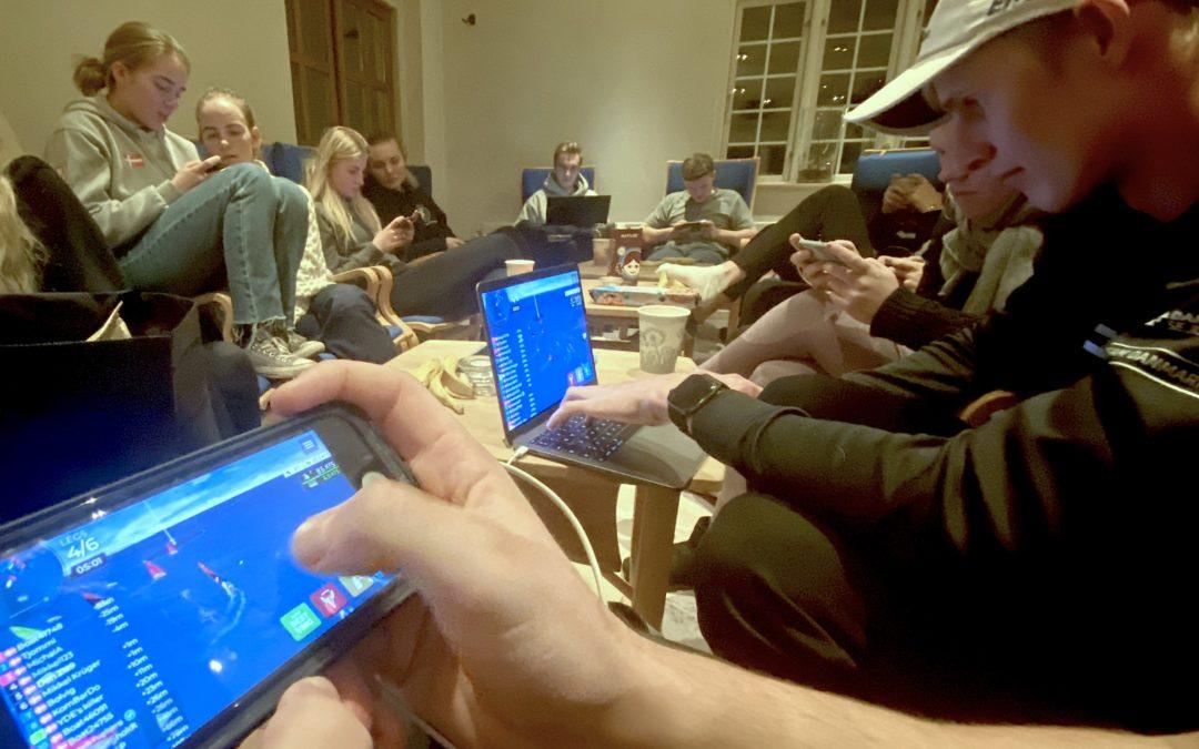 Nyt e-sailing-initiativ skal styrke det sociale sejlerfællesskab