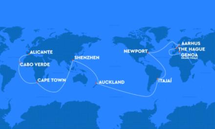 The Ocean Race-ruten for 2021-2022 er annonceret