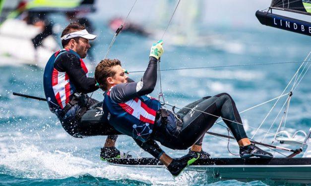 Aarhusiansk OL-duo: 'Et helt år alene i Aarhus bliver lidt ensidigt'