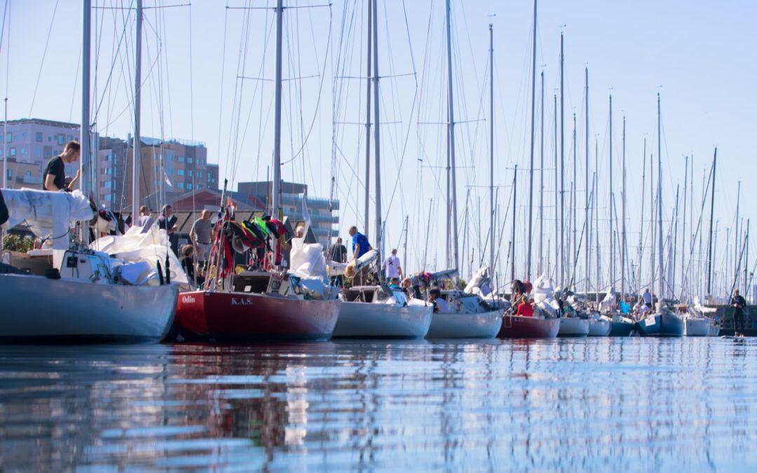 Sejlklubberne i Aarhusbugten støtter Sailing Aarhus med sekscifret beløb