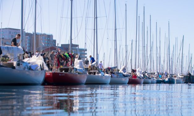 Ny støttekampagne skal sikre udviklingen for sejlsporten i Aarhus