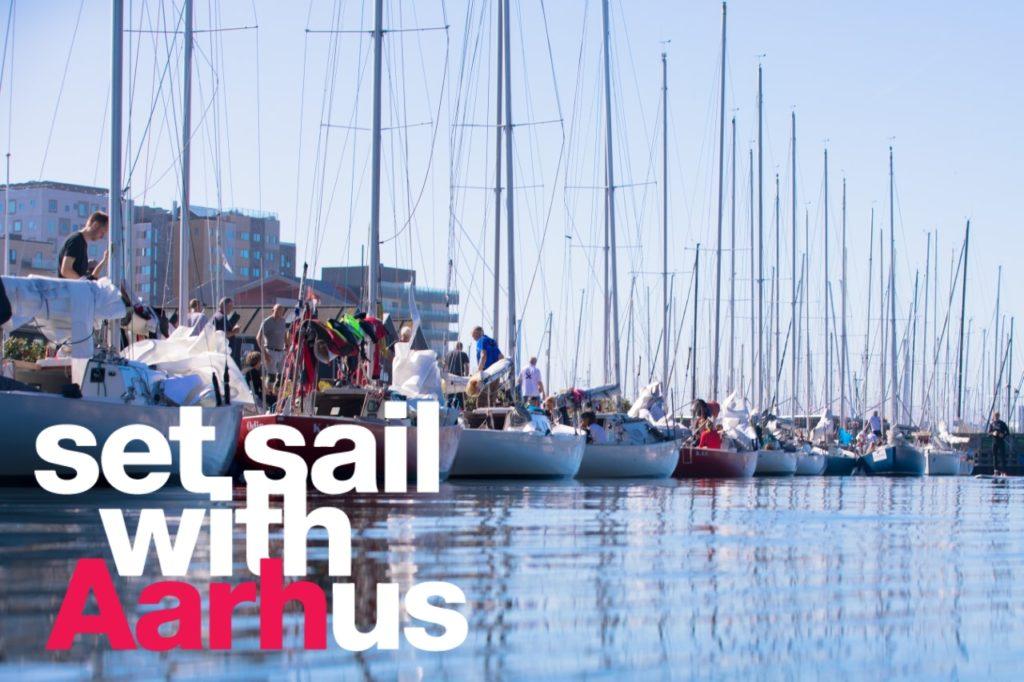 Sejlklubberne i Aarhusbugten yder ekstra støtte til Sailing Aarhus