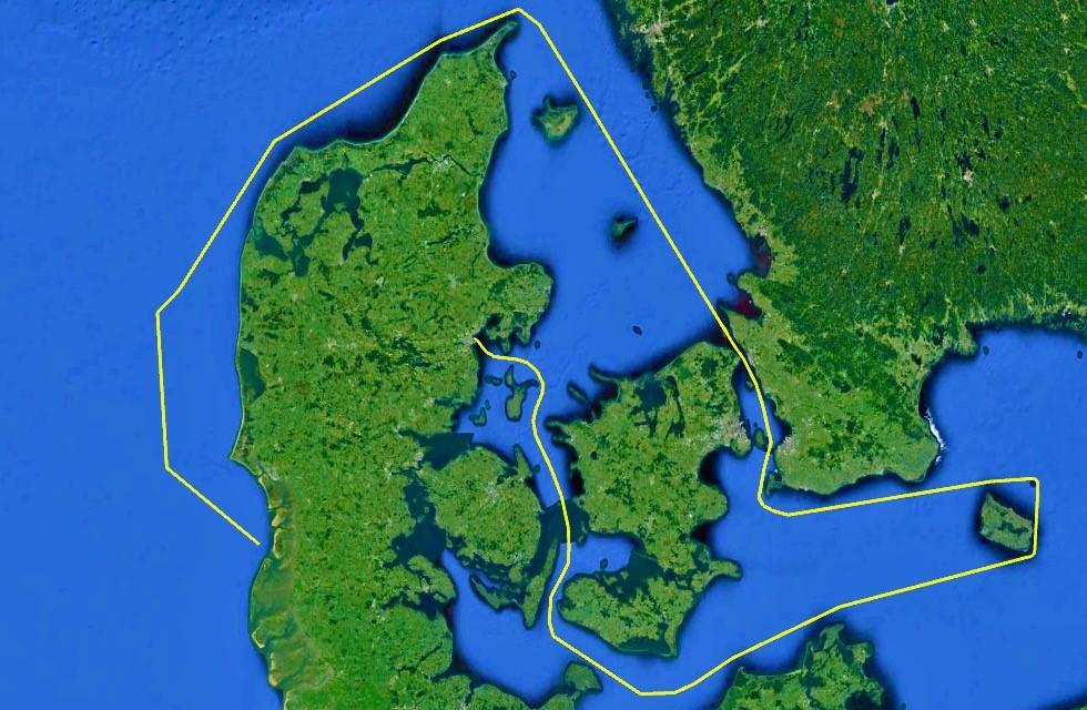 Rekord-ruten Round Denmark Race