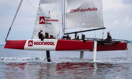 Danske SailGP-stjerner inviterer unge på sejlerlejr i Aarhus
