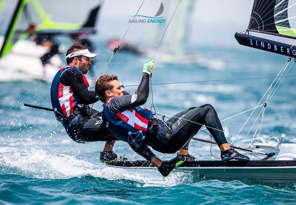 Aarhus inviterer olympiske sejlsportsklasser til kapsejlads i juni