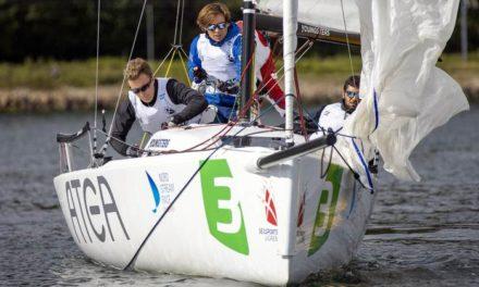Sejlsportsligaen åbner i Aarhus efter ufrivillig pause