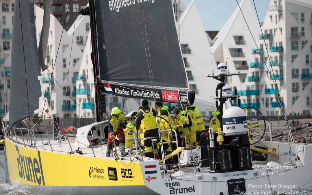 The Ocean Race udskydes et år – stopover i Aarhus rykkes til 2023