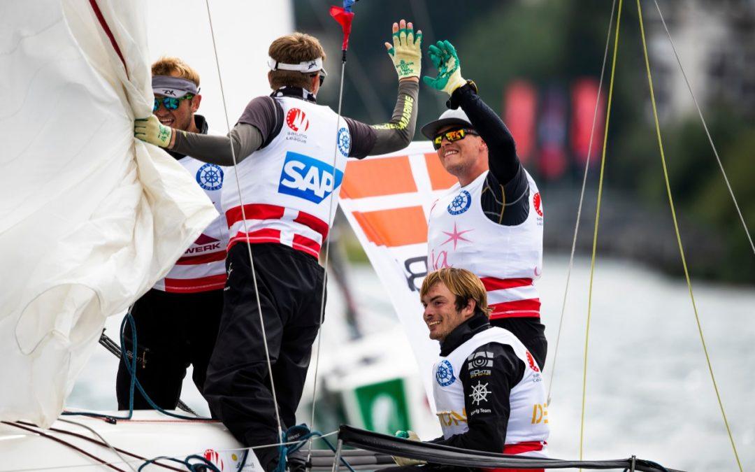 Kaløvig Cobras må trække sig fra dette års Sailing Champions League