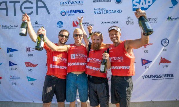 Københavnerne sejrede i Sejlsportsligaens sæsonåbning i Aarhus