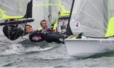 Flotte østjyske resultater i Kiel – sejr til Warrer og Precht, 4. plads til Baad og Thusgaard samt sejr til Rindom