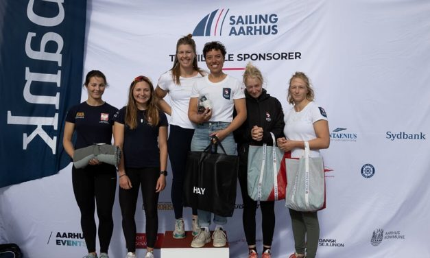 Aarhusiansk dobbelttriumf i årets anden udgave af Aarhus Olympic Days