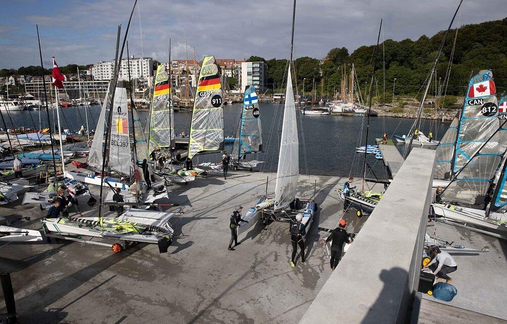 Sailing Aarhus Week samler elite, ungdom og bredde i ét stævne