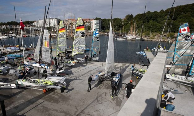 Sailing Aarhus Week samler elite, ungdom og bredde i ét stævne – se foreløbige resultater