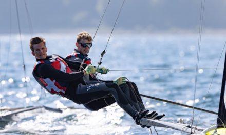 Anders Yde og Nikolaj Buhl teamer op med ambition om OL i 49er