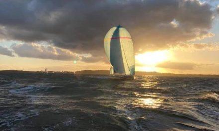 'Frostboksen' i nyt angreb på Round Denmark Race inshore-rute