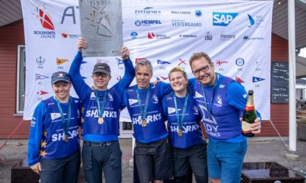 KDY genvandt DM-titel i Sejlsportsligaen – Kaløvig bedste Aarhus-hold på 7. plads