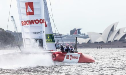 SailGP – sejlsportens kongeliga kommer til Aarhus i 2021