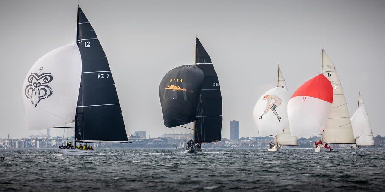 Aarhusianske 12mR-både indtog podiet ved Wessel & Vett Cup 2020