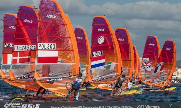 Lærke Buhl-Hansen sikrer flot top-10 placering ved EM i RS:X