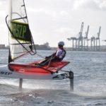 Ambitiøs Waszp-sejler vil sætte skub i aarhusianskfoilingmiljø– VM venter i februar