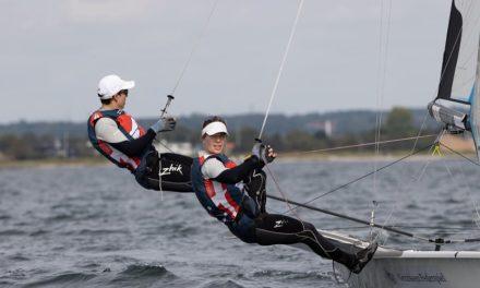 Sejlerlandsholdet opgraderer med både og udstyr til OL-kampagne